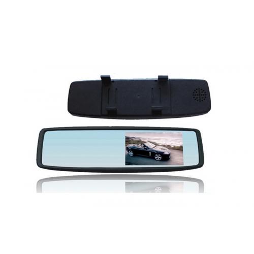 Зеркало заднего вида с монитором 4,3 дюйма