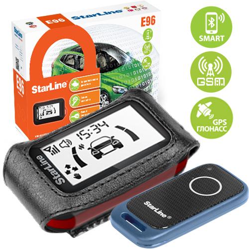 StarLine E96 BT 2CAN+2LIN GSM GPS