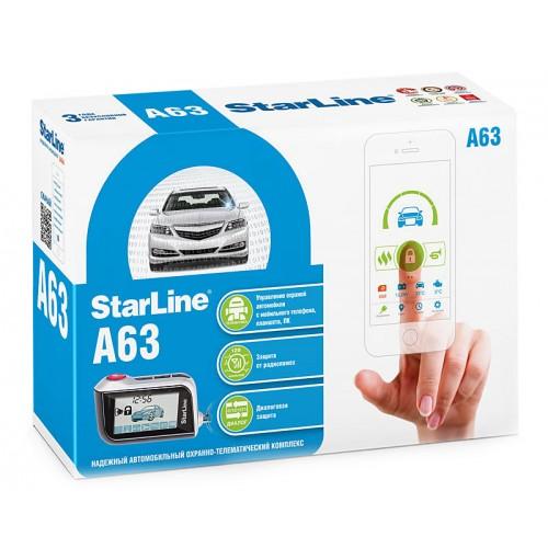 Старлайн А63 (без автозапуска)