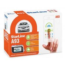 StarLine A93 (без CAN)