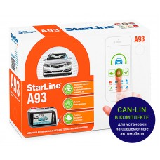 StarLine A93 2CAN-2LIN